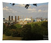 View From Greenwich Park Tapestry