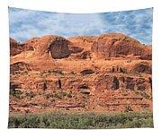 View From Highway 128, Utah Tapestry