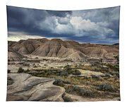 View From The Top - Toadstool  Tapestry