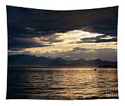 View Of Alaska Tapestry