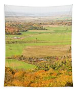 View Of Ottawa Valley In Autumn 13 Tapestry