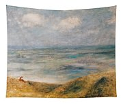 View Of The Sea Guernsey Tapestry