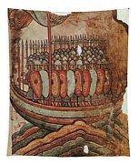 Viking Invasion 919 Tapestry