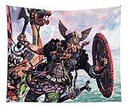 Vikings Tapestry