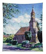 Village Church  Tapestry
