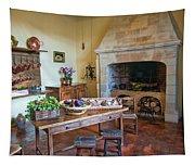 Villandry, Loire, France, Kitchen Tapestry