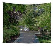 Villanova Fountain Tapestry