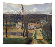 Ville Davray Tapestry