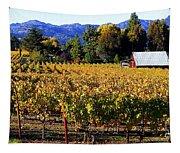 Vineyard 4 Tapestry