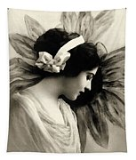 Vintage Beauty Tapestry
