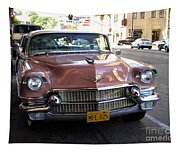 Vintage Cadillac. Luxury From The Past Tapestry