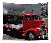 Vintage Chevrolet Truck Tapestry