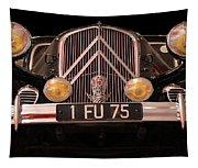 Vintage Citroen 2 Tapestry