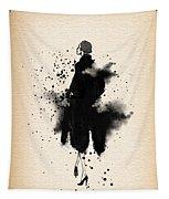 Vintage Coat Dress 2 - By Diana Van Tapestry