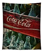 Vintage Coca Cola 1 Tapestry