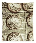 Vintage Cooking Background Tapestry