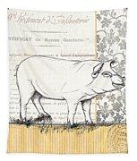 Vintage Farm 2 Tapestry