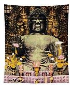 Vintage Japanese Art 24 Tapestry