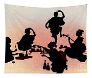 Vintage Japanese Art 28 Tapestry