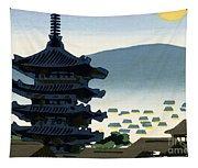 Vintage Japanese Art 9 Tapestry
