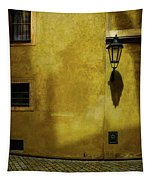 Old Town Lane Tapestry by M G Whittingham