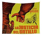 Vintage Movie Poster 1 Tapestry