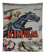 Vintage Movie Poster 4 Tapestry