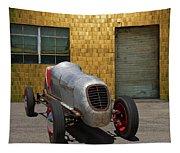 Vintage Racing Car Tapestry
