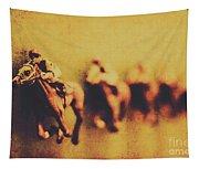 Vintage Trots Tapestry