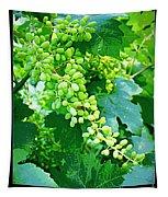 Vintage Vines  Tapestry
