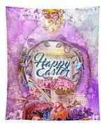 Violet Easter Tapestry