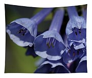 Virginia Bluebells Tapestry