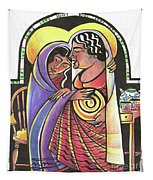 Visitation - Kitchen - Mmvsk Tapestry