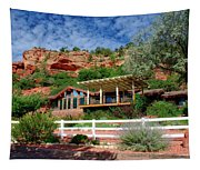 Visitor Center Best Friends Animal Sanctuary Angel Canyon Knob Utah 02 Tapestry