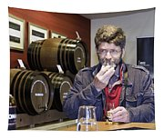 Visitor Samples Single Malt Whisky Tapestry