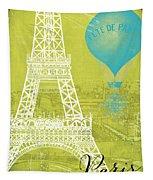 Viva La Paris Tapestry