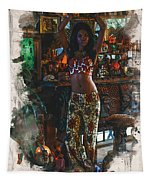 Vodoo Child Tapestry