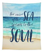 Voice Of The Sea Tapestry