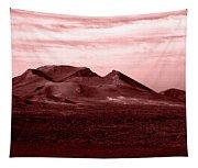 Volcano 3 Tapestry