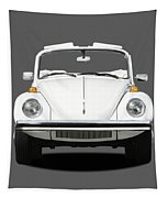 Volkswagen Beetle Tapestry by Mark Rogan