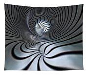 Vortex In Metal  Tapestry