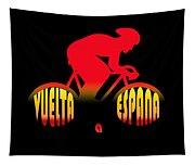 Vuelta A Espana Tapestry