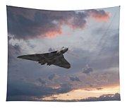 Vulcan Sunset Tapestry