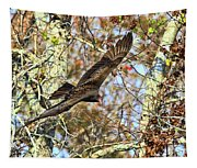 Vulture Glide Tapestry