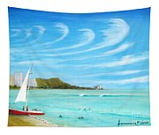 Waikiki Tapestry