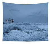 Waiting For Summer - Jersey Shore Tapestry