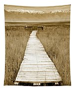 Walk With Me 1 Tapestry