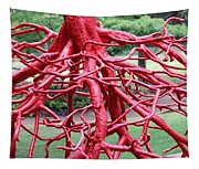 Walking Roots Sculpture Tapestry