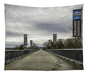 Walkway Over The Hudson Tapestry