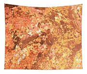 Warm Colors Natural Canvas 2 Tapestry